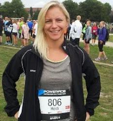 Min løbeblog