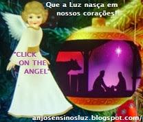 Anjinho & Luz de Natal.[jackielawson.com].foto.blog.