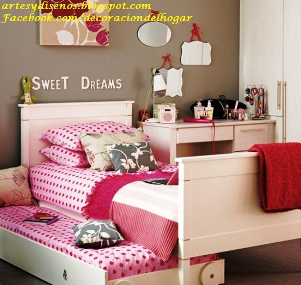 Organizadores para dormitorios juveniles decoraci n del - Organizadores hogar ...