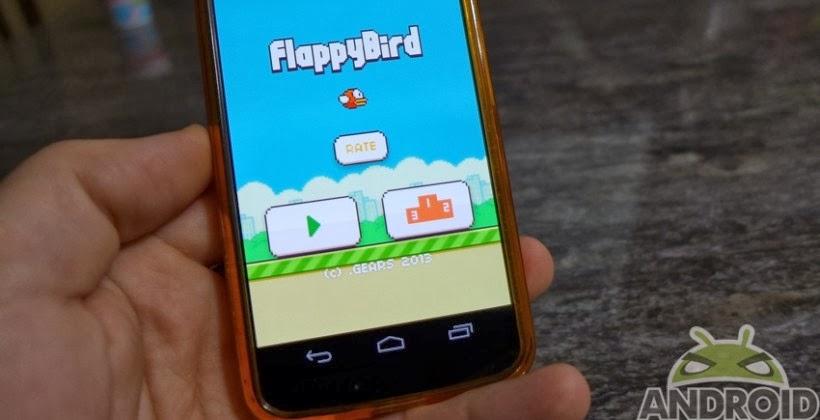 Flappy Bird, Game Gratis yang Bikin Emosi