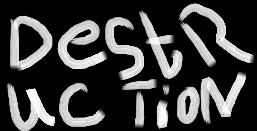 blog destruction