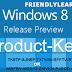 Windows 8 64 ve 32 Bit Güncel Serial