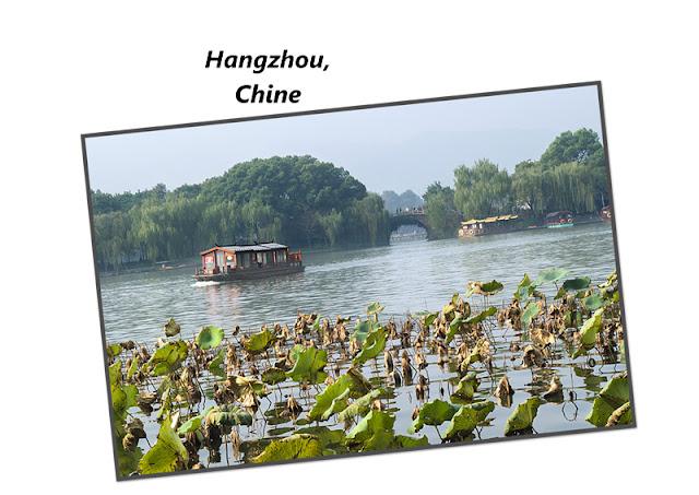 Hangzhou en Chine