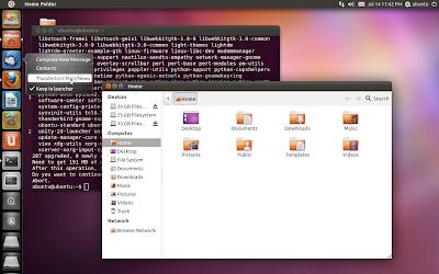 Ubuntu 11.10 Oneiric Ocelot Alpha 2