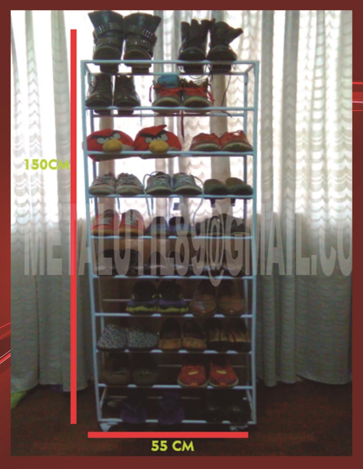 Exhibidores para tiendas lima peru for Ganchos para colgar botas