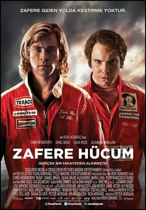 Tavsiye: Zafere Hücum – Rush (2013)