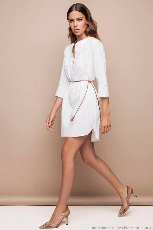 Moda mujer y estilo. Moda verano 2015 Awada colección.
