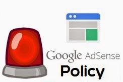Kebijakan Program Google AdSense