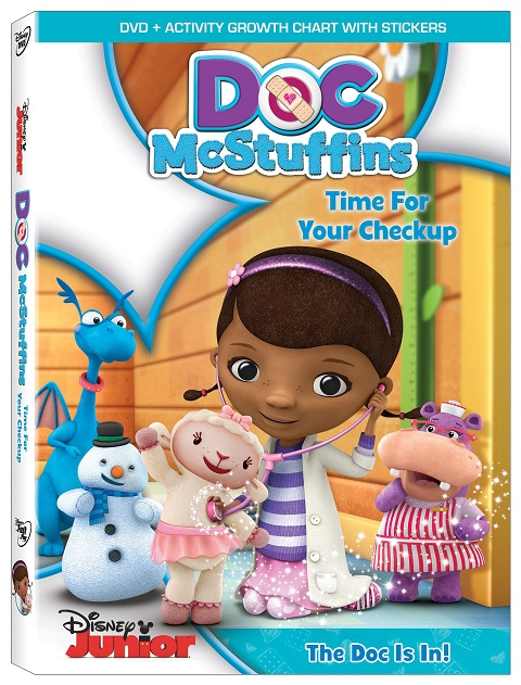 Doc McStuffins Time For Your Checkup