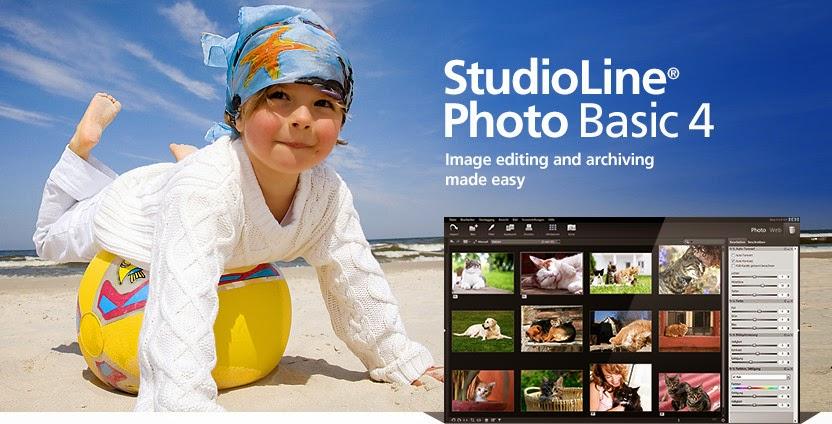 StudioLine Photo Basic 4.2.2