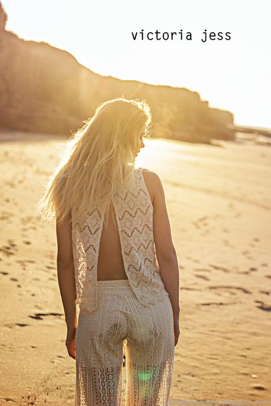 Moda primavera verano 2016 Victoria Jess.