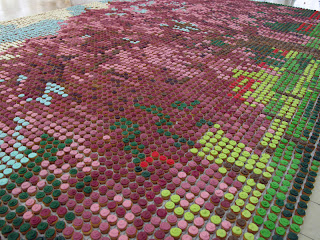 Crumbs and Doilies mosaic