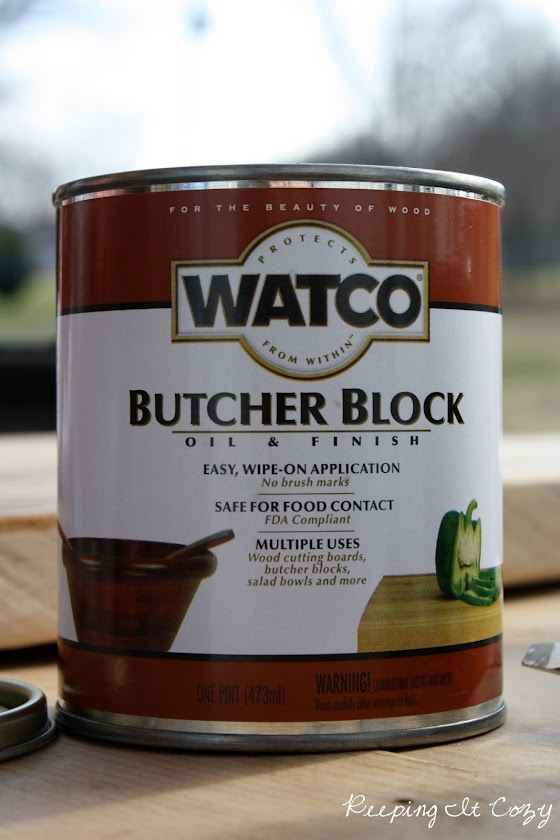 keeping it cozy a handmade bread board