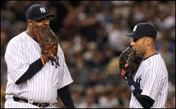 New York Yankees eliminado MLB temporada 2011