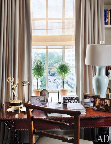New Home Interior Design Ali Wentworth And George