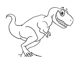 Dinosaur King Online Coloring Pages