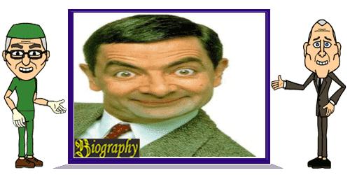 Rowan Atkinson (Mr. Bean)