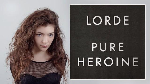 Lorde Album Cover