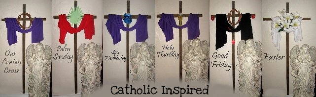 Pictures Of Our Lent Holy Week Easter Cross Catholic