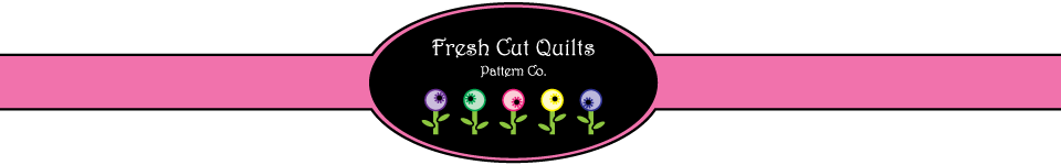 Fresh Cut Quilts Pattern Co.