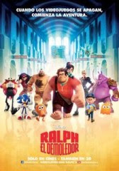 Ralph: El Demoledor | 3gp/Mp4/DVDRip Latino HD Mega