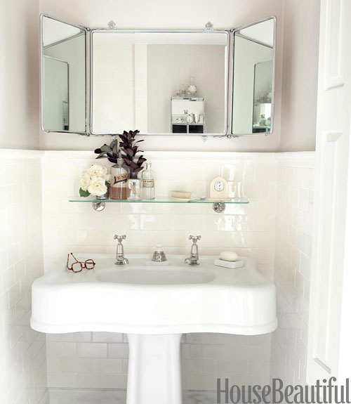 High street market dear house beautiful bathroom of the for Bathroom ideas 1920s home