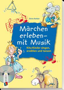 Mein neues Buch: Märchen erleben mit Musik