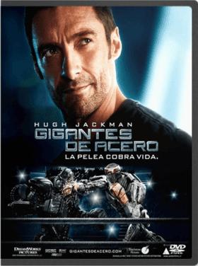 Gigantes de acero 1080p(1) Gigantes de Acero (2011) 1080p HD Dual Audio