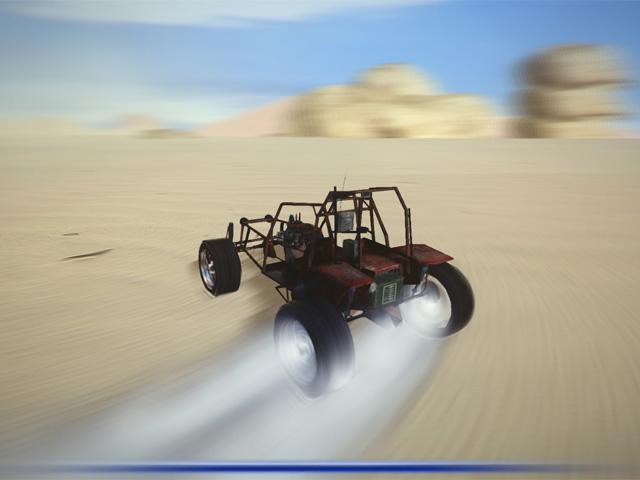 Buggy Rider - Kereta pengendara