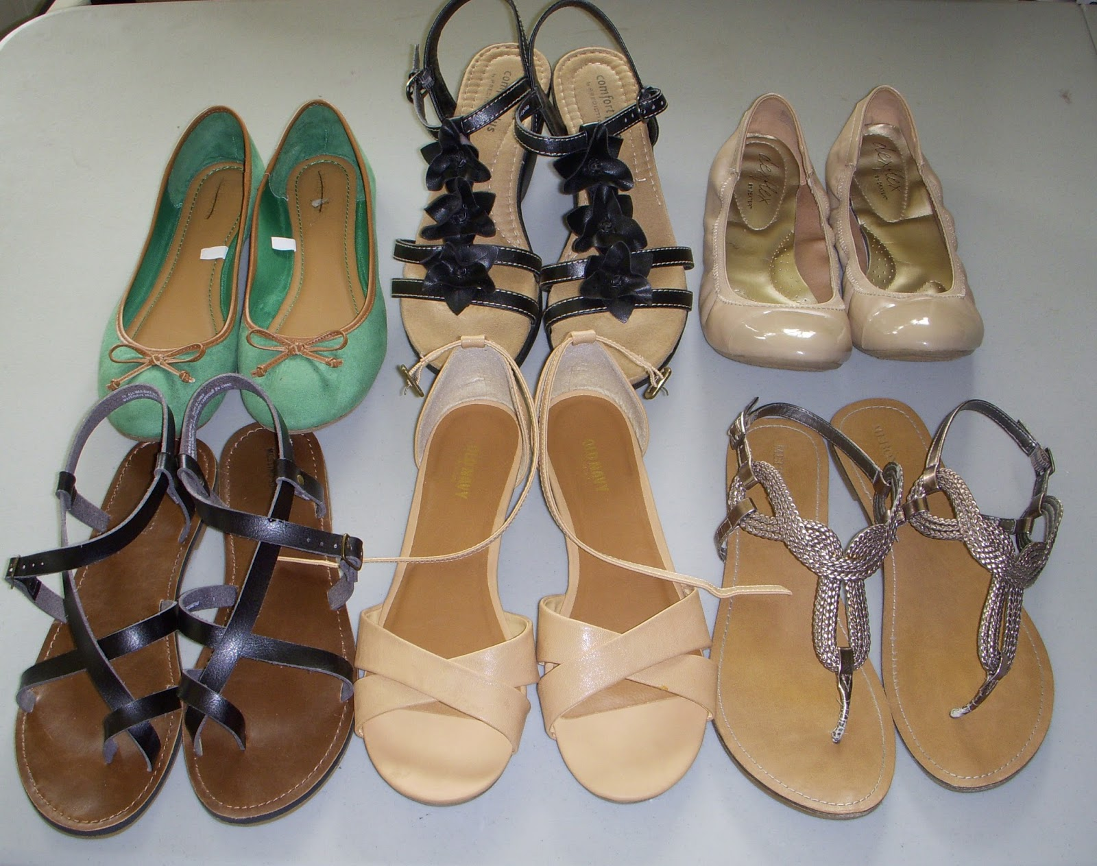 Black sandals old navy - Green Flats Target Thrifted New Black Wedges Payless Nude Flats Payless Black Sandals Target Nude Sandals Old Navy Pewter Sandals Target