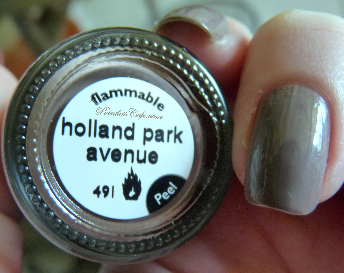 Nails Inc Holland Park Avenue
