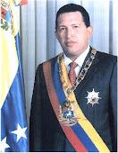 Presidente Hugo Rafael Chavez Fria