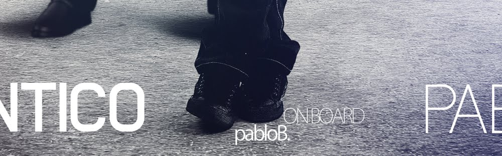 pablo b. on board