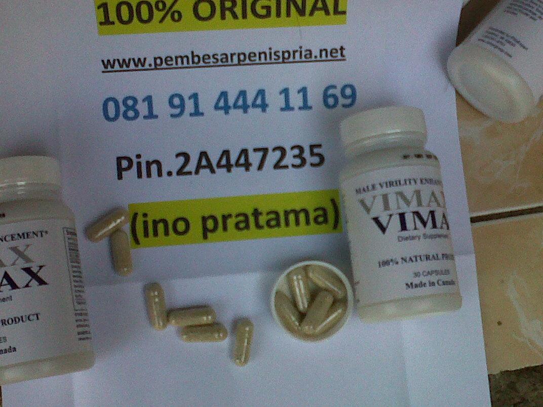 contoh vimax asli