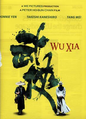 WU XIA una pelicula dirigida por Peter chan Wu