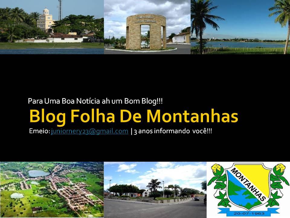 Blog Folha De Montanhas
