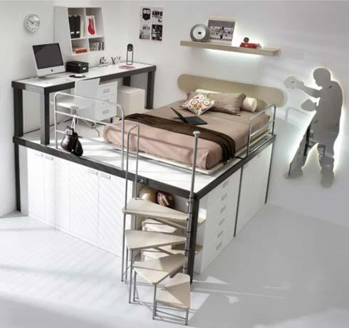 desain kamar tidur minimalis untuk anak perempuan