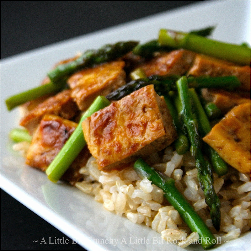 A little bit crunchy a little bit rock and roll dry fry tofu dry fry tofu stir fry with asparagus recipe source hubpages printable version ccuart Gallery