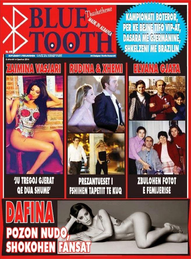 Revista BLUETOOTH - 14 Qershor 2014