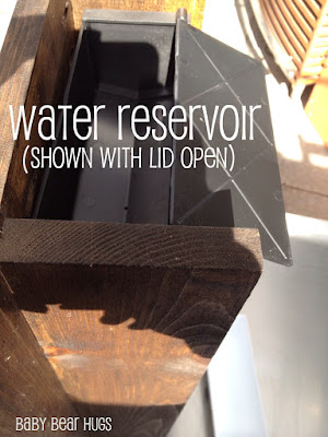 grovert water reservoir garden living wall