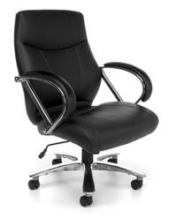 OFM Avenger Chair in Black