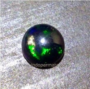 batu permata black opal kalimaya-batu mulia-natural-asli-murah ...