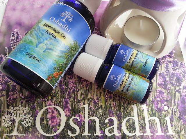 oshadhi aromaterapi