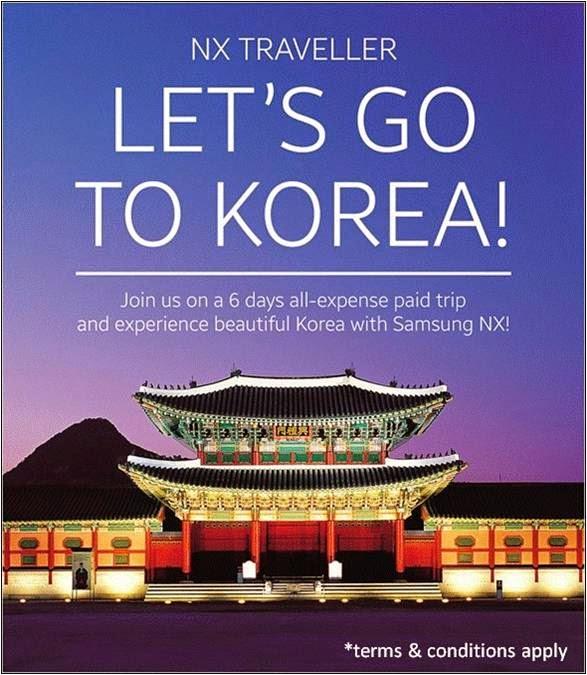 NX Traveller experience Korea. Benteuno.com
