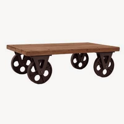 mesa baja carro salon