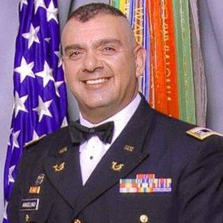 Major James Angelino keeps finding ways to give back to his community.