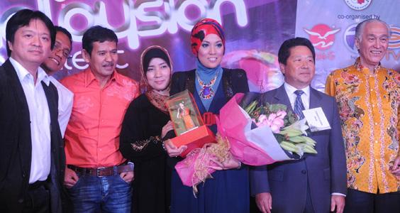Lagu Terbaru Shila Amzah Untuk Sharnaaz | Masih Aku Cinta