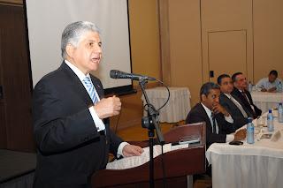 Eduardo Estrella advirtió no habrá impunidad para corruptos de cuello blanco en su Gobierno
