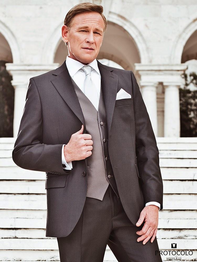 Trajes de Padrino de Boda Protocolo - moda masculina de ceremonia