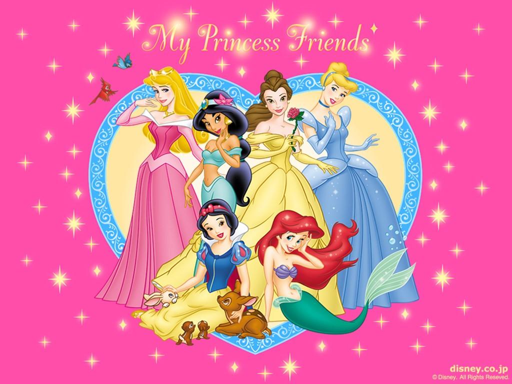 Disney Princess Magnets Belle Jasmine Ariel Cinderella Snow White